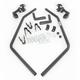 Wrinkle Black Fender Protectors - 56-3258
