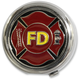 Fire Flag Pole Topper - LTOP-FIRE