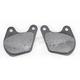 Organic Kevlar® Brake Pads - 1720-0200