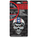 Retro Biker Skull Stick-On Emblem - LT88681