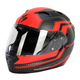 Red/Black EXO-T1200 Alias Helmet