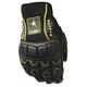 Black/Yellow U.S. Army Tactical Gloves