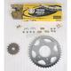 525ZRP OEM Chain and Sprocket Kits - 7ZRP110KKA00