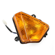 DOT Approved Turn Signals w/ Amber Lens - 25-2212