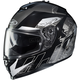 Black/White/Gray IS-17 Blur MC-5 Helmet