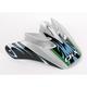 TX417 Cliffhanger Visor - 136830