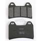 Heavy-Duty Ceramic Brake Pads - TSRP906