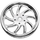 Image Series Torque Chrome Forged Aluminum Pulley - 0093-0570 TORL