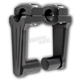 Black 3 3/4 in. Pivot Risers - 4R-P4CC01