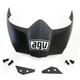 Matte Black AX-8 Dual Evo Peak w/Screws - KIT76113004