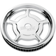 Rear Cush-Drive Aluminum Pulleys - 0093-7268UNVLCH