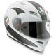 Angel Nieto Replica Grid Helmet