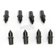 Black Spike Windscreen Screw Kit - 17-36027
