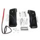 Rokker XX Series Saddlebag-Lid Speaker kit W/ Lids - HSDR-5X706-RXX