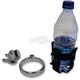 Chrome Roadrunner Drink Holder Insert Kit for BMW - 22-RRBMW