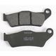 Heavy-Duty Ceramic Brake Pads - TSRP871