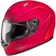 Red FG-17 MC-1F Thrust Helmet