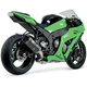 R-77D 3/4 Inch Carbon Fiber Exhaust System - 1418043220