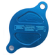 Blue Magnetic Oil Filter Cover - 05-01981-25