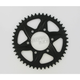 Silver Aluminum Rear Sprocket - 452AK-46