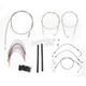 Braided Stainless Steel Cable/Line Kit - B30-1081