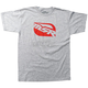 Youth Heather Gray Icon T-Shirt