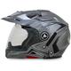 Frost Gray Multi FX-55 7-in-1 Helmet