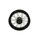 Black 16 x 3 Spoke Wheel - 52-0866