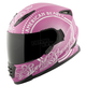 Pink American Beauty SS1600 Helmet