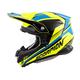 Neon/Blue VX-R70 Ascend Helmet