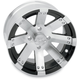 Machined Buck Shot Wheel - 158148136BW4