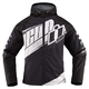 Womens Black/White Team Merc™ Jacket