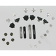 Fastener Kit for Force/Force 2/Force XL Roost Deflectors - 2701-0387