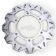 Rear Stainless Vee Brake Rotor - VR641