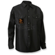 Black Originals Long-Sleeve Shop Shirt