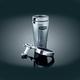 Mirror Mount Drink Holder w/ Stainless Steel Mug - 1792