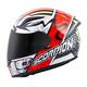 Neon Red EXO-R2000 Bautista Helmet