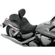 Flame Stitch Low-Profile Double-Bucket Seat with Backrest - 0810-0694