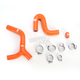 Orange Race Thermostat Bypass Radiator Hose Kit - 1902-0500