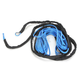 Blue 1/4 in. x 50 ft. Synthetic Winch Rope - 4505-0574