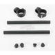43mm 0 degree Black Clip-On Handlebar - CL43ZK