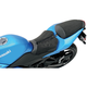 Sport One-Piece Solo Seat with Rear Cover - 0810-K012