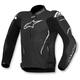Black ATEM Leather Jacket