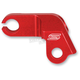 Red Motocross Clutch Cable Guide - CCG201