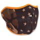 Neoprene Camo Stars Half Mask - WNFM175H