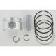 High-Performance Piston Assembly - 55mm Bore - 4752M05500