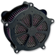 Black Ops Speed 7 Venturi Air Cleaner - 0206-2004-SMB