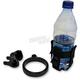 Black Roadrunner Drink Holder Insert Kit for BMW - 22-RRBMW-B