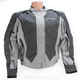 Womens Silver/Gunmetal Flex Series 3 Jacket