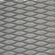 Light Gray Diamond Groove Ride Mat Material - SHT40MDPSALG